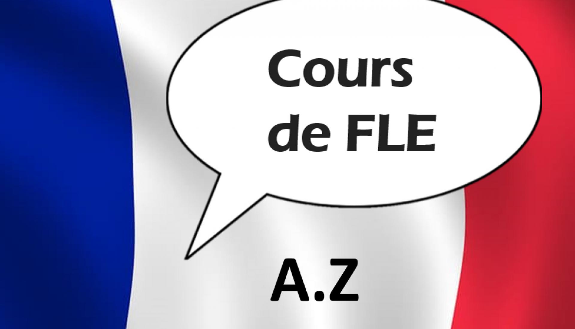 Français Langue Etrangère A.Z