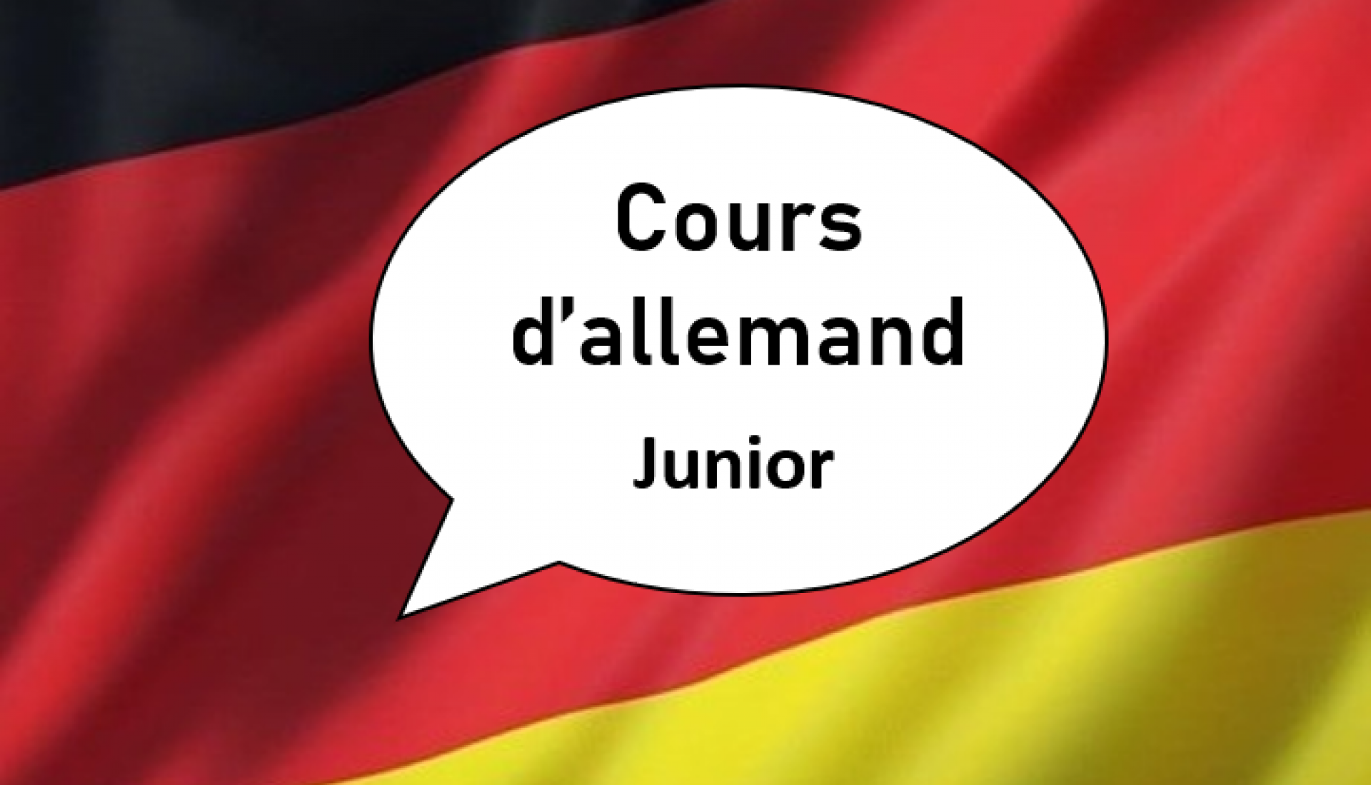 Allemand junior