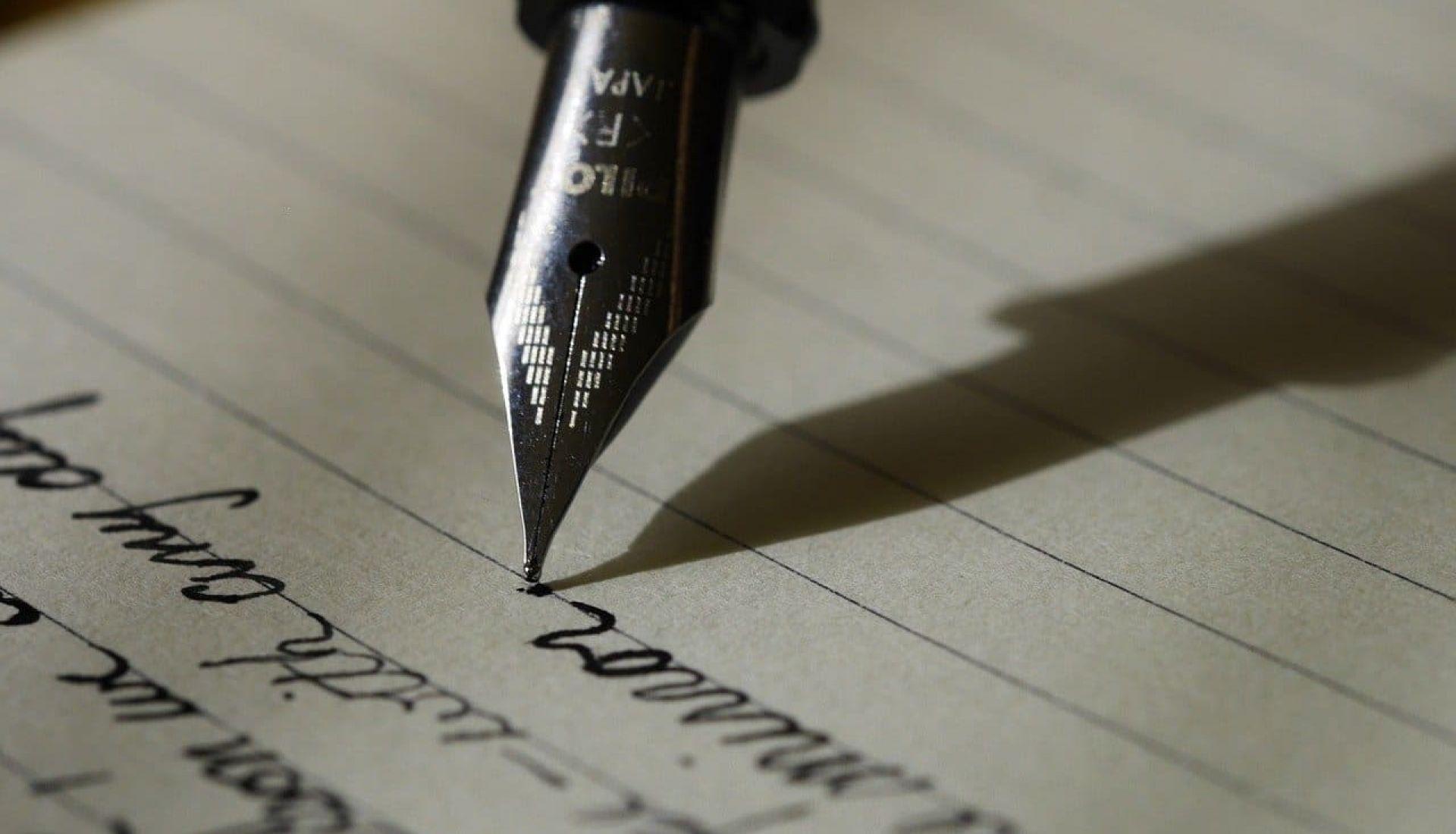 Club d'écriture - Ecrire pour dire