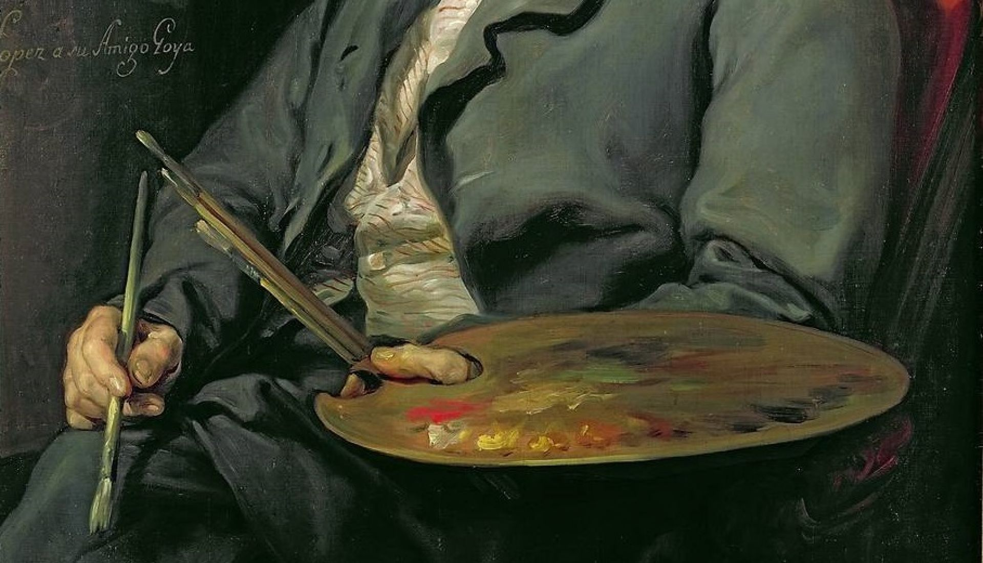 Goya entre sensualité et désastres