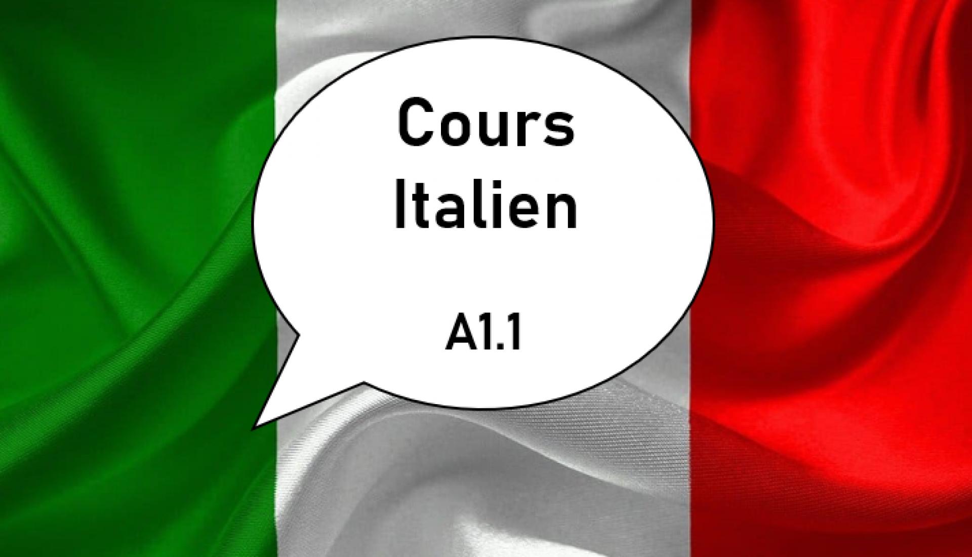 Italien A1.1