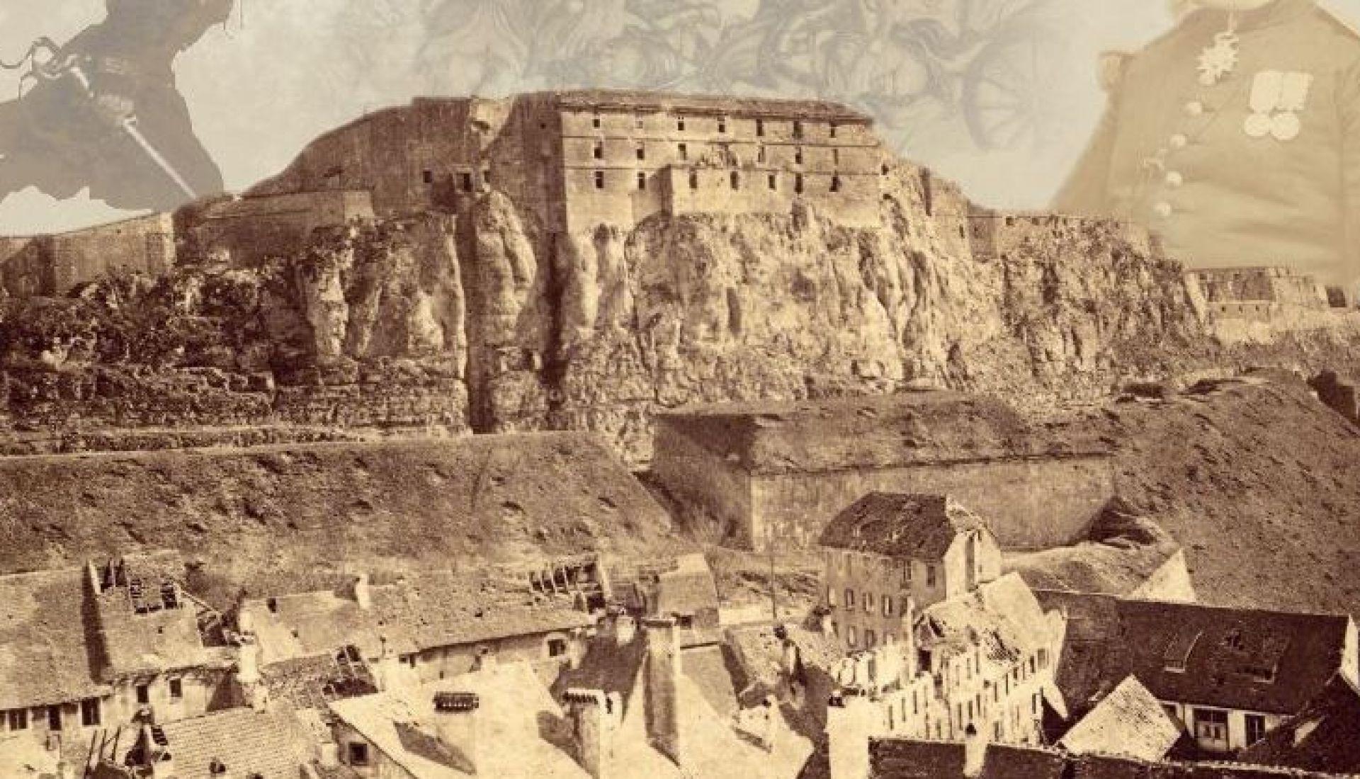 Le siège de 1870