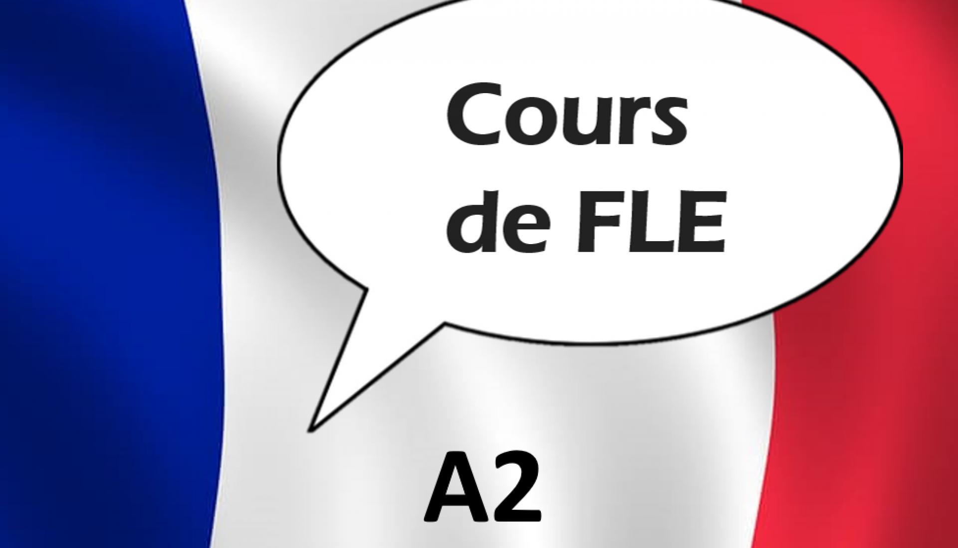Français Langue Etrangère A2
