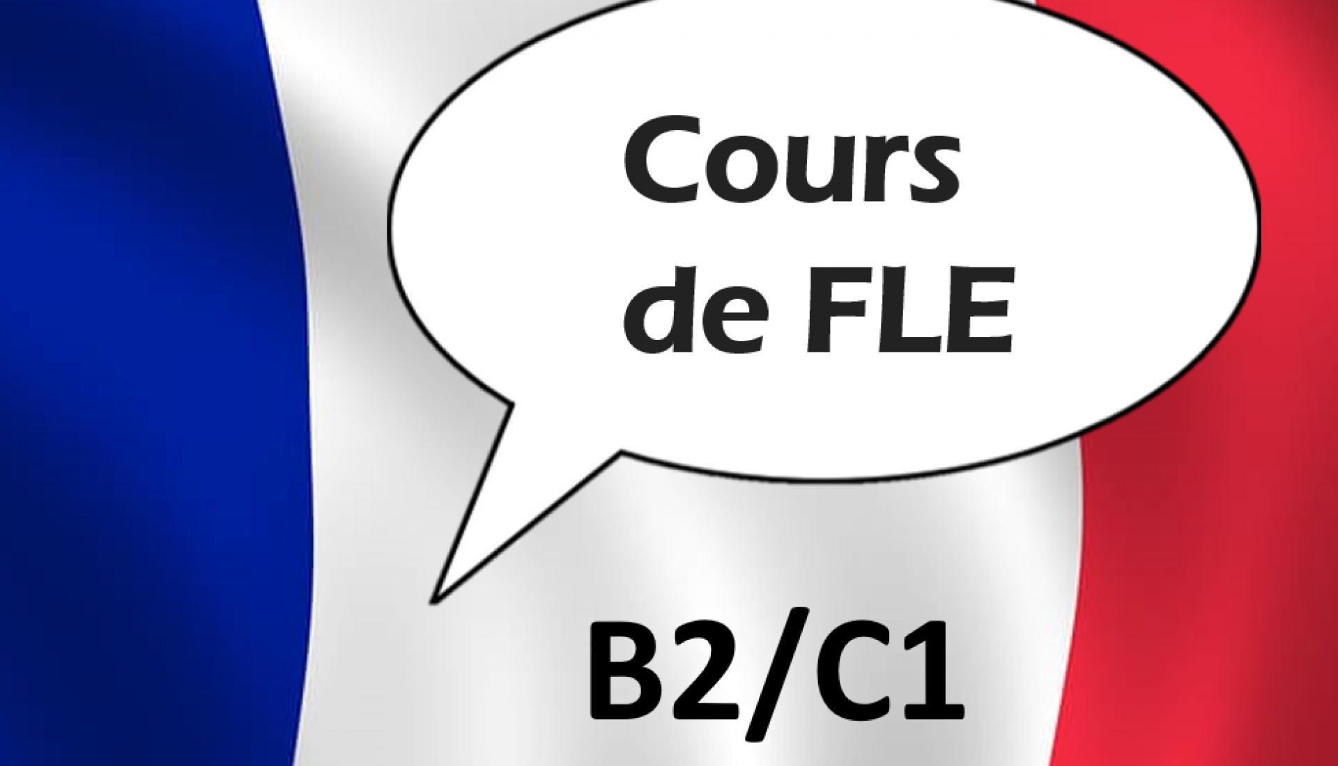 Français Langue Etrangère B2/C1