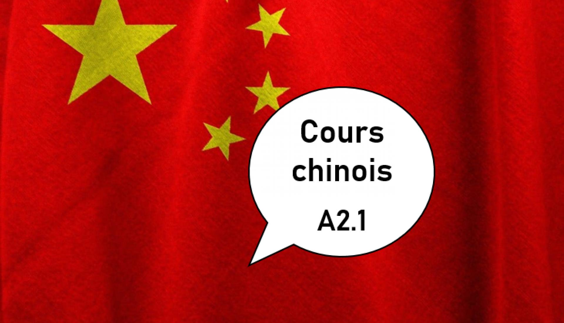 Chinois A2.1
