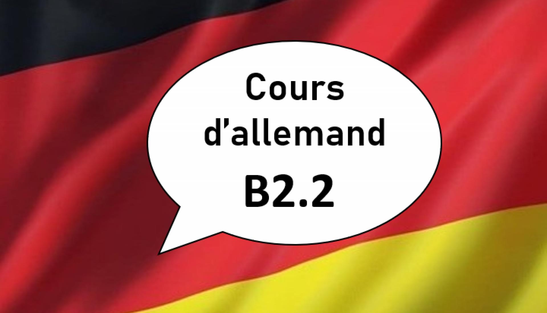 Allemand B2.2