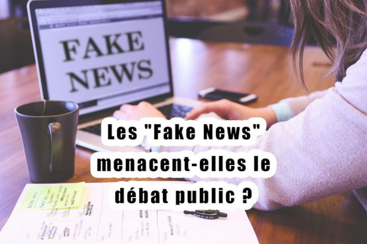 Conférence : Les Fakes News