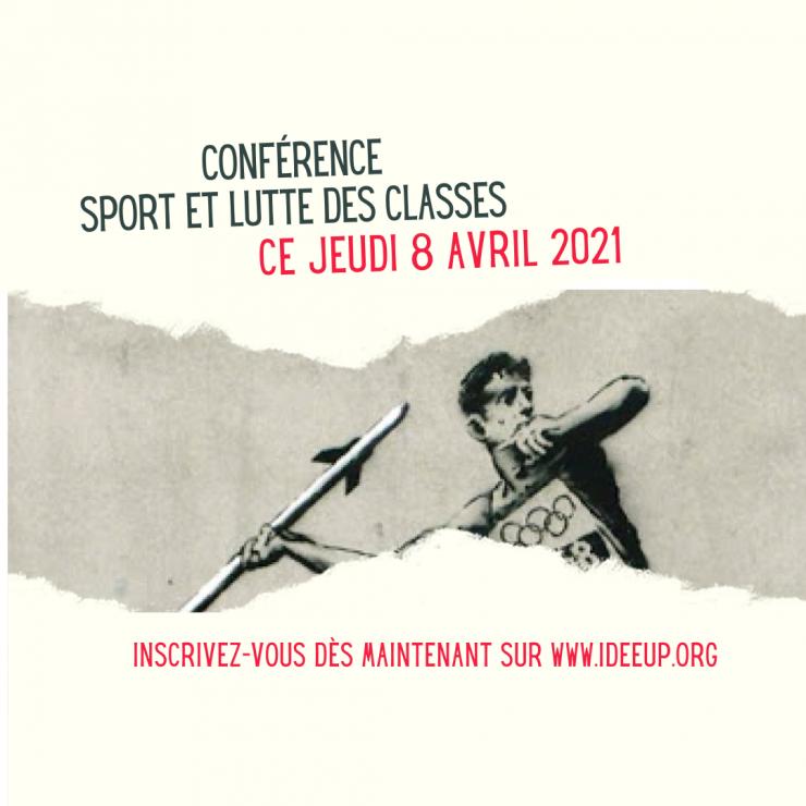 Conférence : Sport et lutte des classes