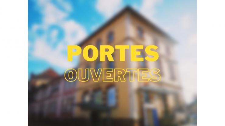 Portes Ouvertes à l'Université Populaire de Belfort !